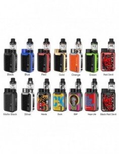 Vaporesso Swag 80W TC Kit with NRG SE Tank 2ml/3.5ml 0