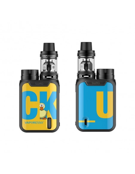 Vaporesso Swag 80W TC Kit with NRG SE Tank 2ml/3.5ml 3
