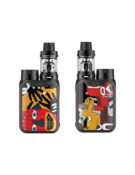 Vaporesso Swag 80W TC Kit with NRG SE Tank 2ml/3.5ml 6
