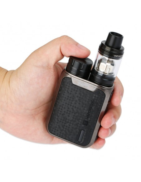 Vaporesso Swag 80W TC Kit with NRG SE Tank 2ml/3.5ml 9