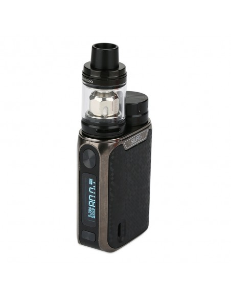 Vaporesso Swag 80W TC Kit with NRG SE Tank 2ml/3.5ml 11