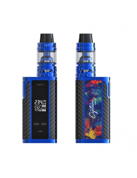 IJOY Captain PD270 234W with Captain S 20700 TC Kit 6000mAh 4