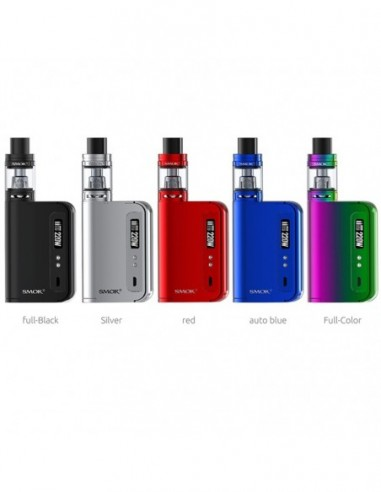 SMOK OSUB King 220W TC Kit with TFV8 Big Baby 0
