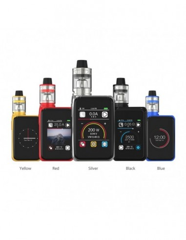 Joyetech Cuboid Pro 200W with ProCore Aries Touchscreen TC Kit 0