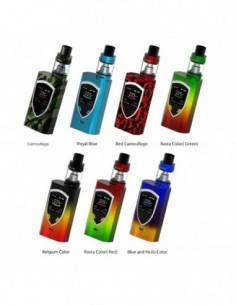 SMOK ProColor 225W TC Kit with TFV8 Big Baby 0