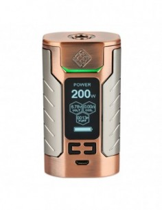 WISMEC SINUOUS FJ200 TC Box MOD 4600mAh 0