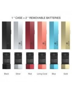 Suorin Edge Case with 2 Batteries 230mAh 0