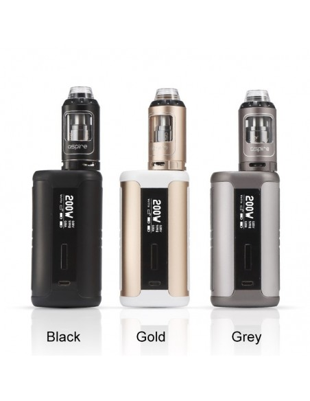Aspire Speeder 200W TC Kit 0
