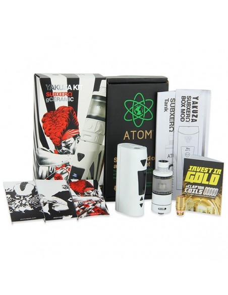 ATOM Yakuza 70W TC Kit 3
