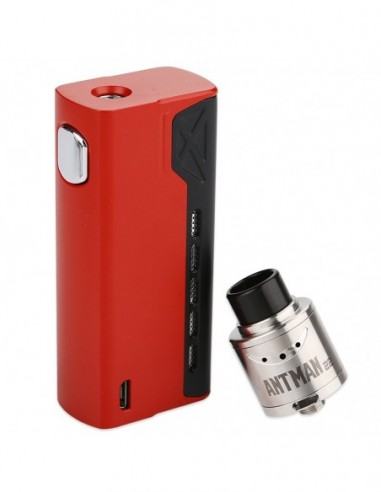 Tesla Terminator with Antman 22 RDA Kit 0