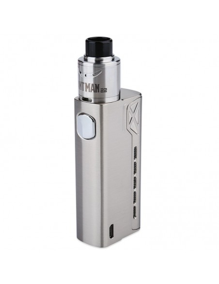 Tesla Terminator with Antman 22 RDA Kit 4