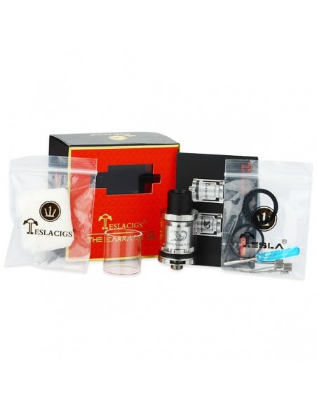 Tesla The Carrate 22 RTA Atomizer 2ml 1